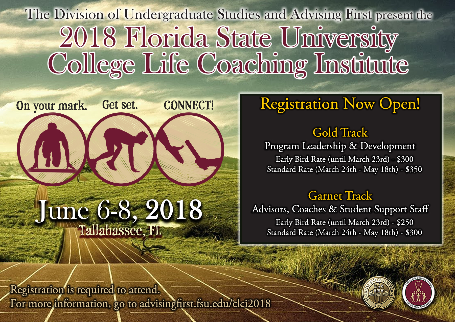 Florida State University College Life Coaching Institute 2018